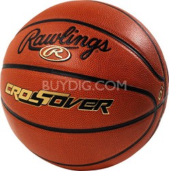 Cross-Over 10-Panel Composite 28.5-Inch Basketball