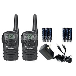 Radio LXT118VP 22-Channel GMRS