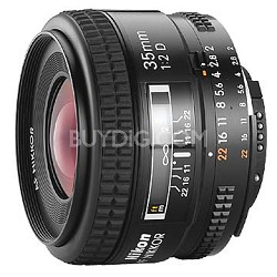 35mm F/2D AF Nikkor Lens - OPEN BOX