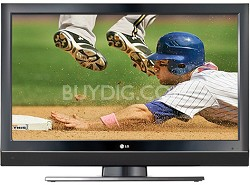 """42LC7D - 42"""" High-definition LCD TV"""
