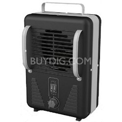 DUH500 - Utility Heater - Black