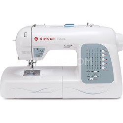 Futura XL-400 Computerized Sewing and Embroidery Machine