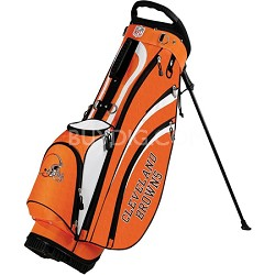 NFL Cleveland Browns Golf Carry Bag