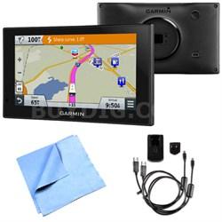 010-01535-00 - RV 660LMT Automotive GPS AC Adapter Bundle
