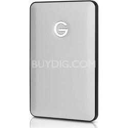 G-DRIVE 500GB Ultra-Slim USB 3.0 Silver Hard Drive for MacBook Air