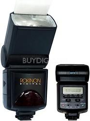 D980AF-N - iTTL AF PowerZoom Camera Flash for Nikon D40/D60/D5000/D3000 DSLR