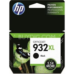 932XL Black Officejet Ink Cartridge