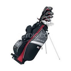 Top Flite XL Plus 12 Piece Men's Golf Set - Right Hand 40601471307