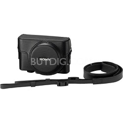 LCJ-RXA/B Custome Jacket case for DSC-RX100