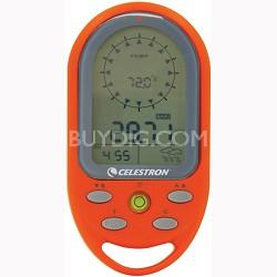 48001 TrekGuide Digital Compass - Orange