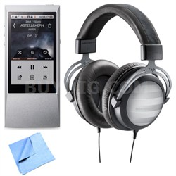T5p Tesla Audiophile Headphone + Astell & Kern AK Jr. Hi-Res Music Player