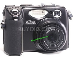 Coolpix 5400 Digital Camera