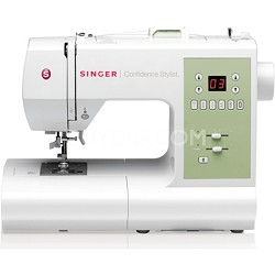 7467S Confidence Stylist Electronic Sewing Machine