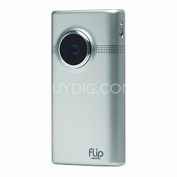 MinoHD 8GB Camcorder (Brushed Metal)