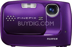 FINEPIX Z30 10 MP Digital Camera (Violet)