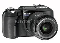 Evolt E-300 Digital SLR with Zuiko 14-45mm f/3.5-5.6 Lens Kit