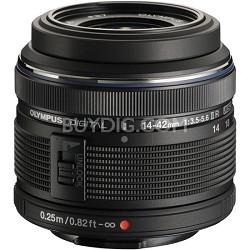 M.14-42MM F3.5-5.6 2R Zuiko Camera Zoom Lens - Black