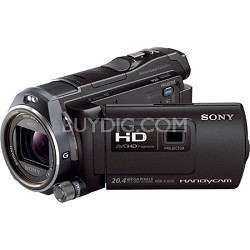 HDR-PJ650V 32GB Full HD Camcorder 20.4 MP stills with Projector - OPEN BOX