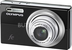 "FE-5010 12MP 2.7"" LCD Digital Camera (Black) Refurbished"