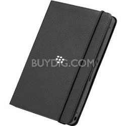 Leather Book Binder for BlackBerry PlayBook Tablet (ACC-40278-301)