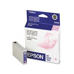 Light Magenta Ink Cartridge for Epson Stylus Photo RX700
