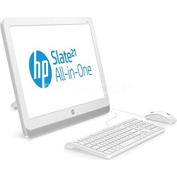 "Slate 21.5"" 21-k100 Touch All-in-One PC - NVIDIA Tegra Quad-Core T40S Processor"
