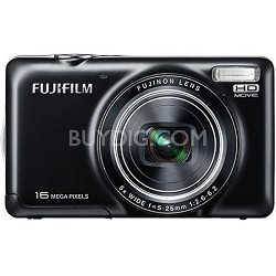 FinePix JX420 Black 16 Megapixels, 5X Optical Zoom Digital Camera with HD Video