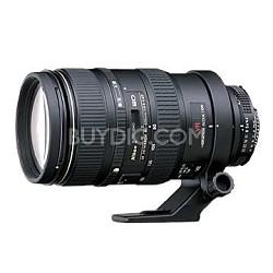 80-400mm F/4.5-5.6D ED VR AF Zoom-Nikkor Lens, With Nikon 5-Year USA Warranty