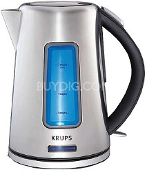 BW3990 Intuitive Stainless Steel Kettle