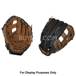 A360 Baseball Glove - Left Hand Throw - Size 12.5""