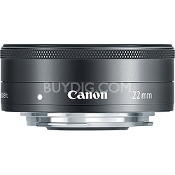EF-M 22mm f/2 STM Lens For EOS M Camera