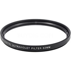62mm Multicoated UV Protective Filter