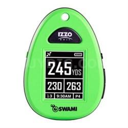 Swami Sport Golf GPS Neon Grn