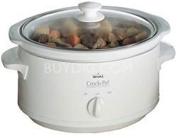 Rival 3-1/2-Quart Slow Cooker