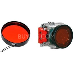 Red Filter for SP1, HD II, NOVA and EDGE X POV Video Cameras