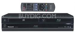 DMP-BD70VK - Blu-ray Disc / HiFi VCR Combo Player