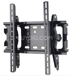 "MT25B - Tilting Wall Mount for 26"" - 42"" Panel TV's - Black Finish"