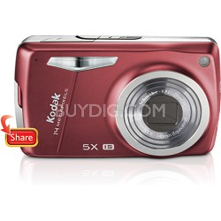 "EasyShare M575 14MP 3.0"" LCD Digital Camera (Red)"