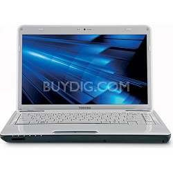 "Satellite 14.0"" L645D-S4050WH Notebook PC"