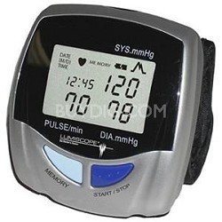 1143 Automatic Wrist Blood Pressure Monitor