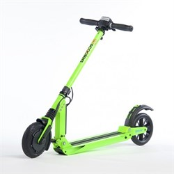 Lightweight Electric Motorized Booster Scooter - Green
