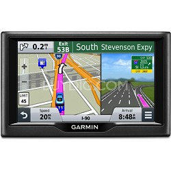 """nuvi 57 5.0""""-inch Essential Series 2015 GPS Navigation System"""