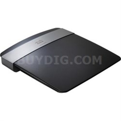 Advanced Simultaneous Dual-Band Wireless N Router - E2500-NP