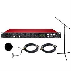 Scarlett 18i20 USB Audio Interface (2nd Generation) w/ Pro Tools