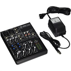 402VLZ4 4-channel Ultra Compact Mixer with High Quality Onyx Preamps