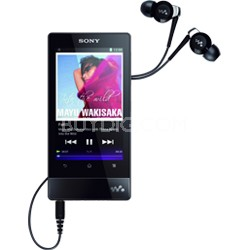 NWZ-F806BLK 32GB F Series Walkman Video MP3 (Black)