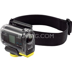 VCT-GM1 Waterproof Head Mount Kit for HDR-AS10 and HDR-AS15 Action Cam