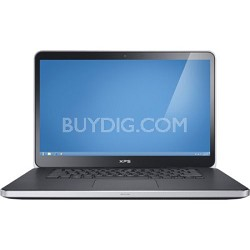 "XPS 15 15.6"" LED HD+ XPS15-4737sLV Touchscreen Laptop  - Intel Core i5-4702HQ"