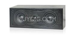 SP2C 6'' Book Shelf Center Speaker BLACK
