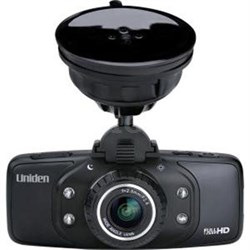 "Full HD Dash Cam with 2.7"" LCD Display and 8GB SD Card - DC3"